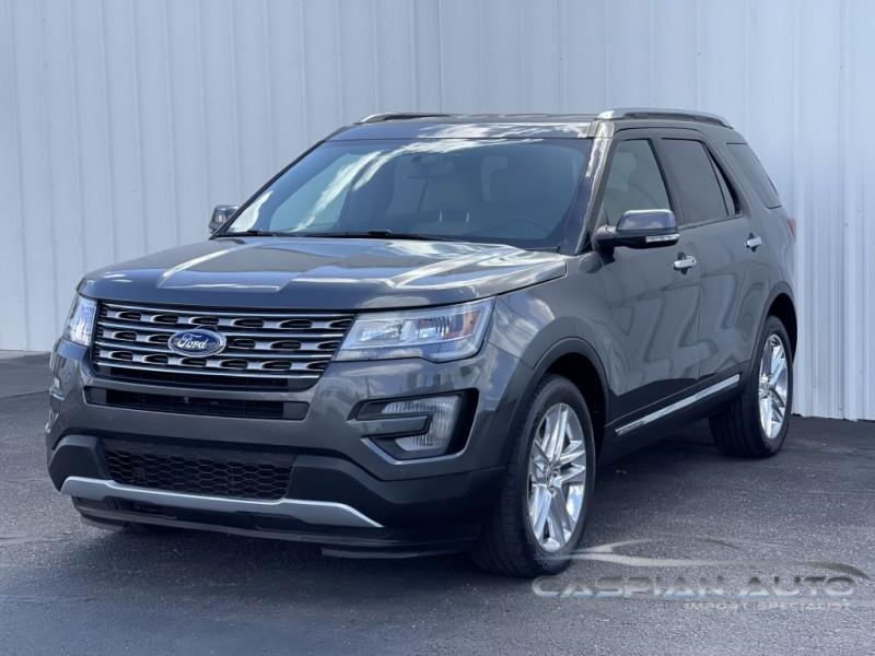 Ford EXPLORER 2017 price $26,700