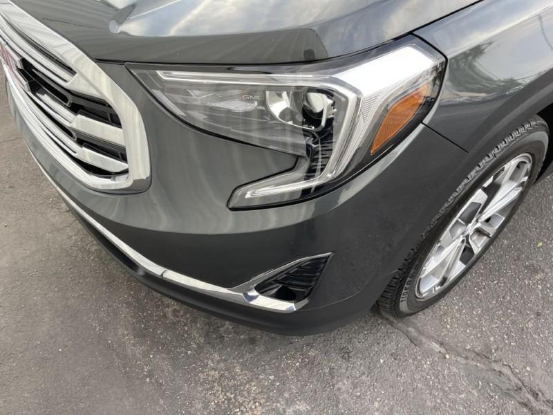 GMC TERRAIN SLT 2018 price $16,500