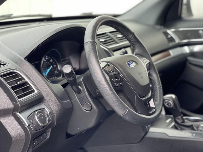Ford EXPLORER 2018 price $21,800