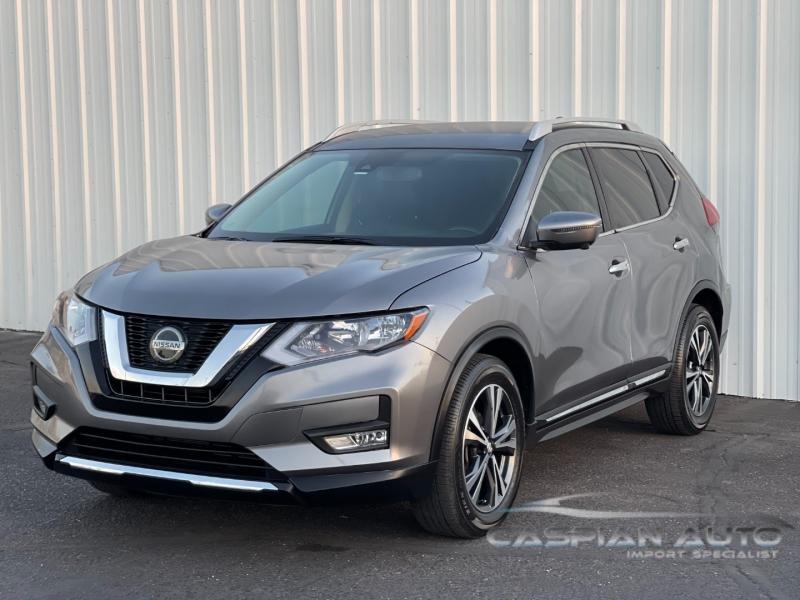 Nissan ROGUE 2018 price $16,800