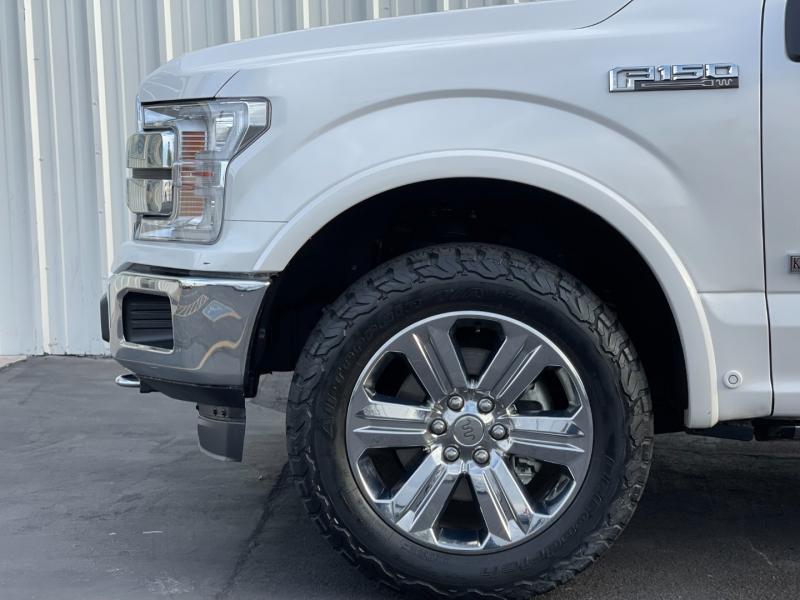 Ford F150 - KING RAN 2018 price $41,300