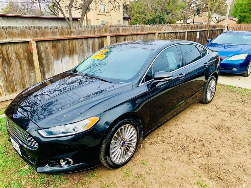 FORD FUSION 2013 price $7,999