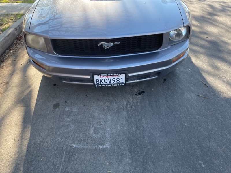 FORD MUSTANG 2007 price $5,999