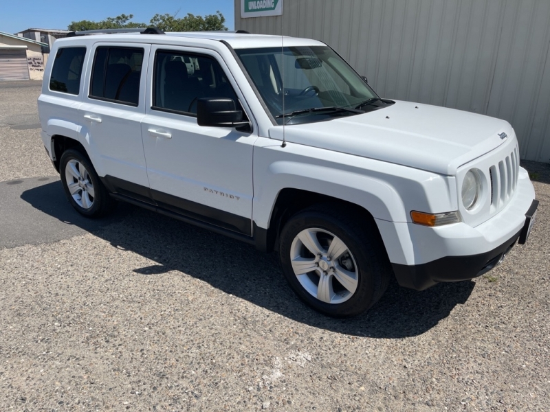 JEEP PATRIOT 2012 price $8,899