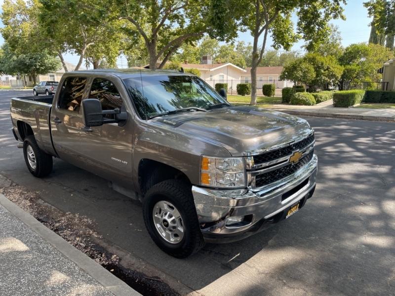 CHEVROLET SILVERADO 2500 2012 price $26,999