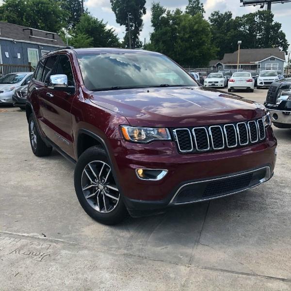 Jeep Grand Cherokee 2018 price $18,488