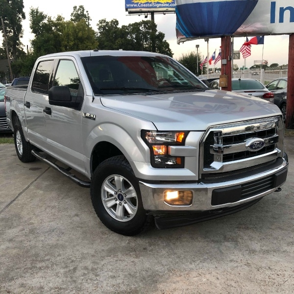 Ford F-150 2017 price $27,488