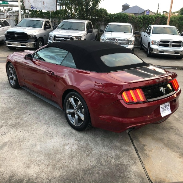 Ford Mustang 2016 price $13,950