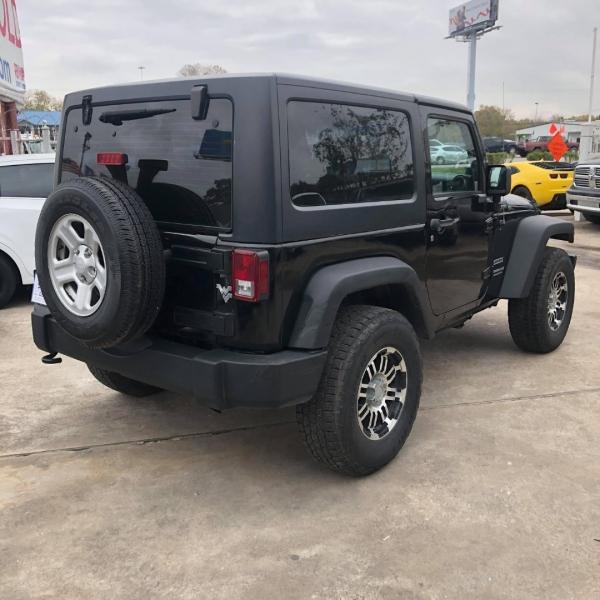 Jeep Wrangler 2013 price $18,988