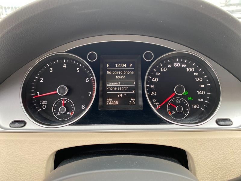 Volkswagen CC 2012 price $7,250