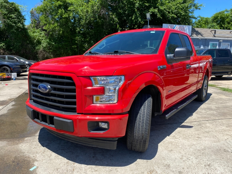 Ford F-150 2017 price $23,450