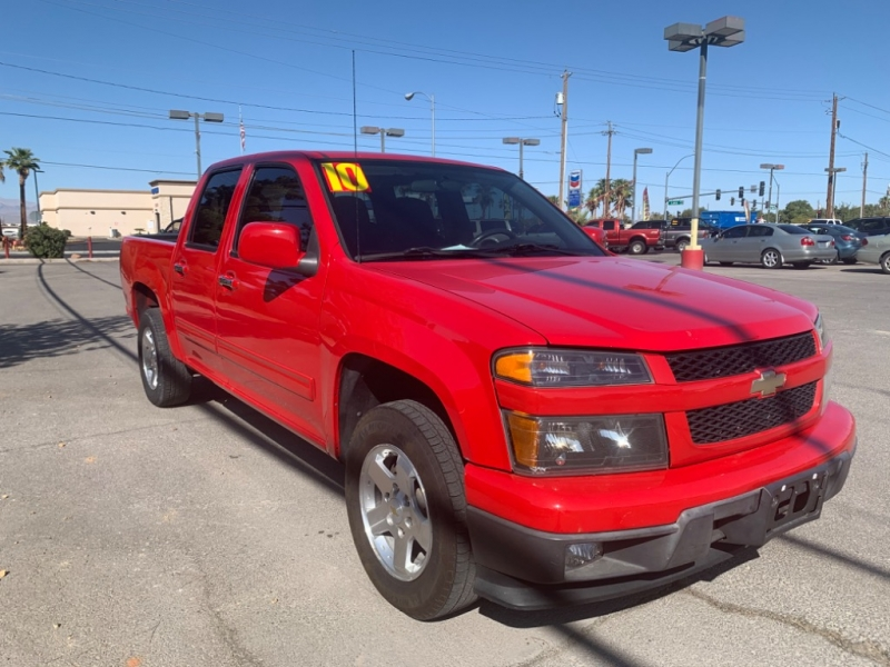 Chevrolet Colorado 2010 price $11,995