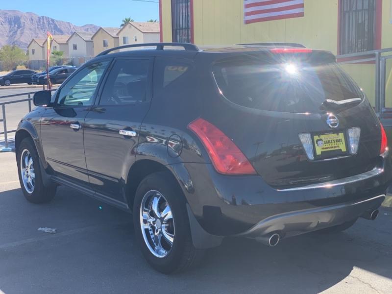 Nissan Murano 2003 price $4,495 Cash