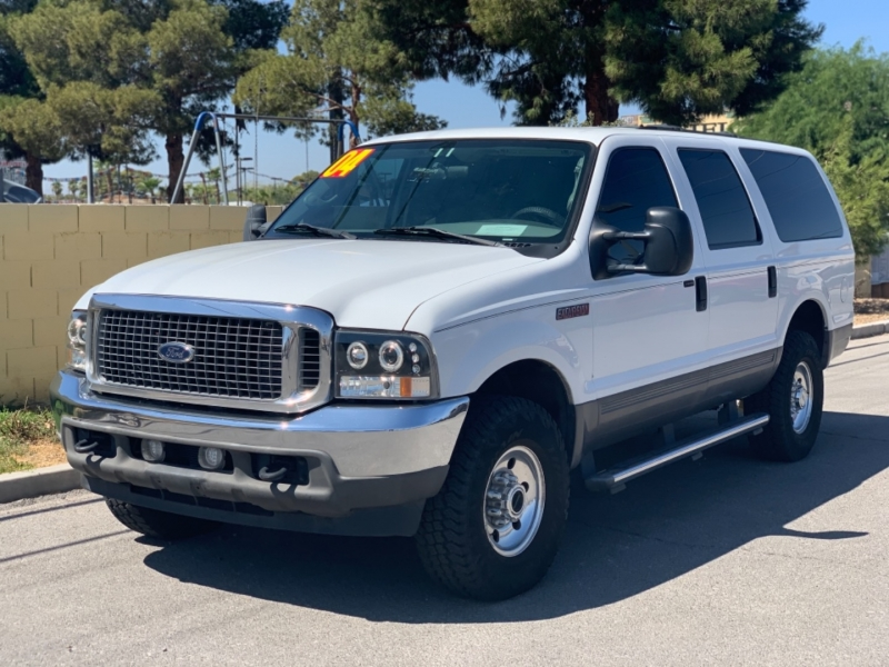 Ford Excursion 2004 price $16,995