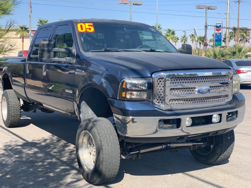 Ford Super Duty F-250 2005 price $16,495