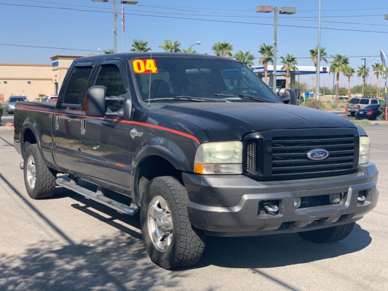 Ford Super Duty F-250 2004 price $16,222