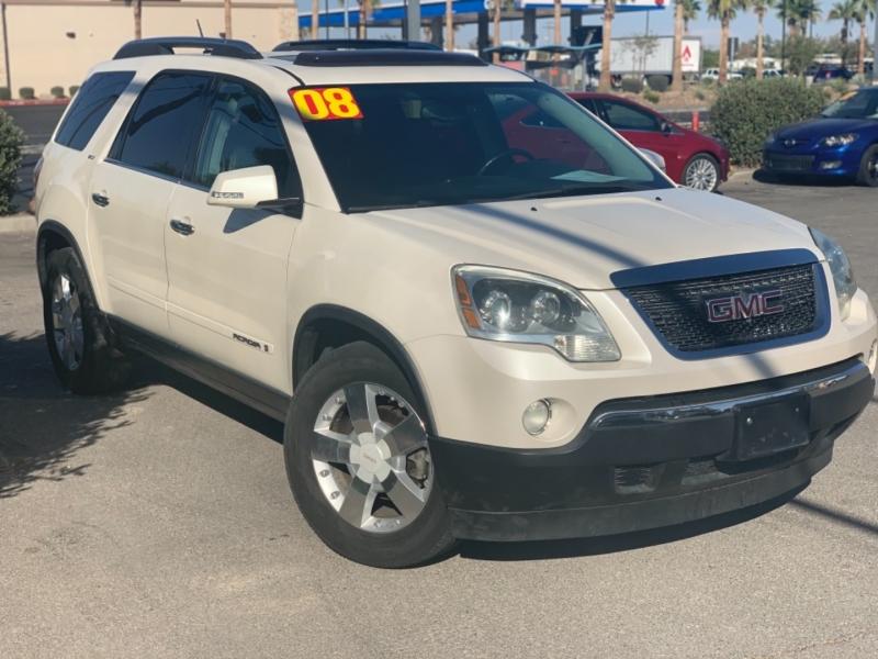 GMC Acadia 2008 price $10,995