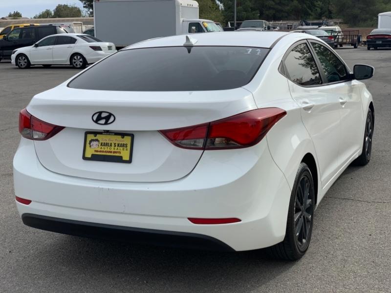 Hyundai Elantra 2014 price $8,875 Cash