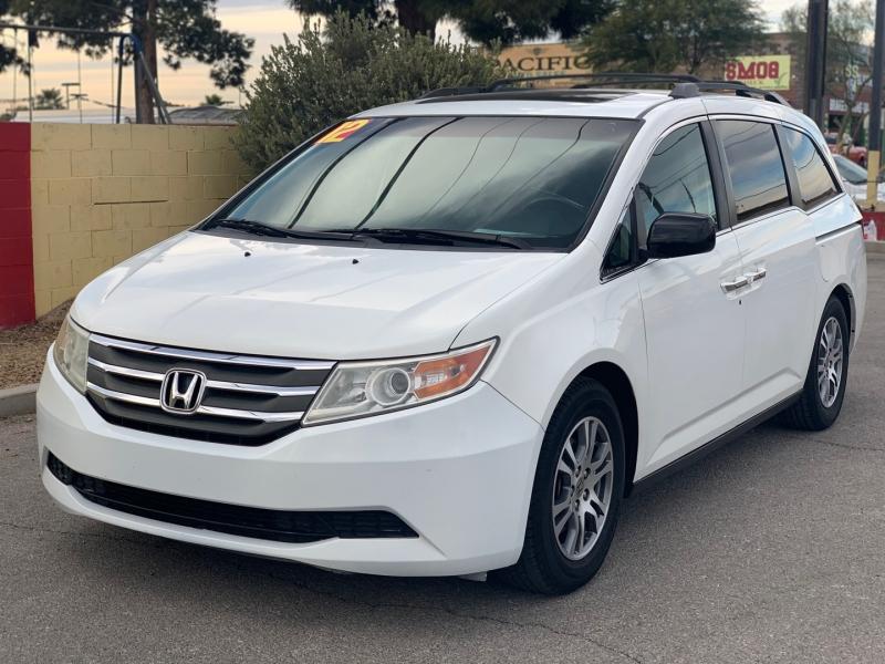 Honda Odyssey 2012 price $10,945