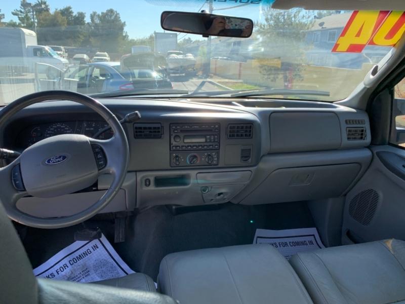 Ford Super Duty F-250 2004 price $10,495