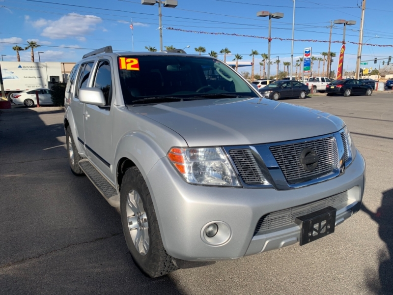 Nissan Pathfinder 2012 price $12,995