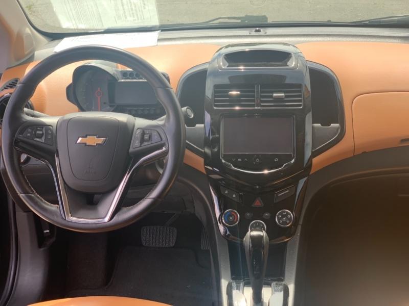 Chevrolet Sonic 2016 price $9,995