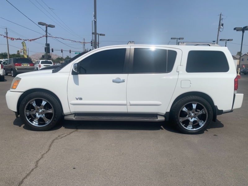 Nissan Armada 2005 price $11,495