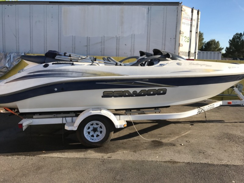 Sea Doo SPEEDSTER 2002 price $8,500