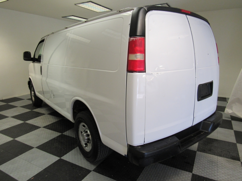 Chevrolet Express 2500 Cargo 2012 price $7,895