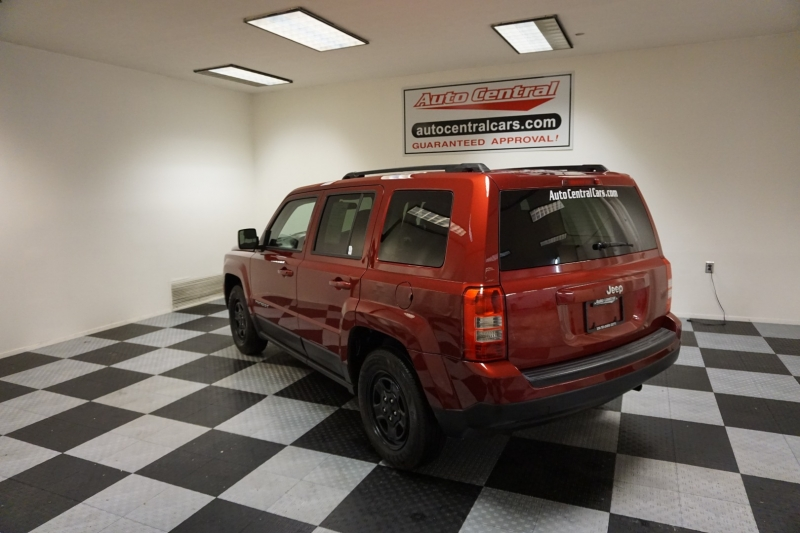 Jeep Patriot 2015 price $7,988