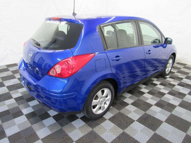 Nissan Versa 2009 price $4,495
