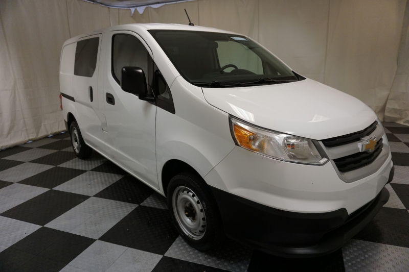 Chevrolet City Express Cargo Van 2017 price $10,995