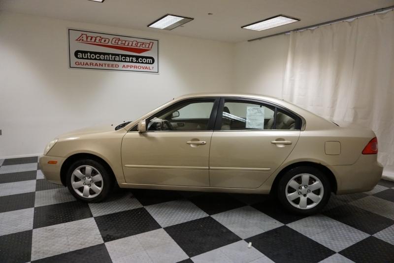 Kia Optima 2008 price $3,395