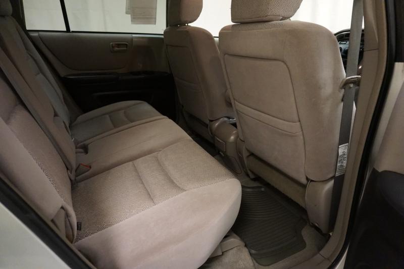 Toyota Highlander 2003 price $4,495