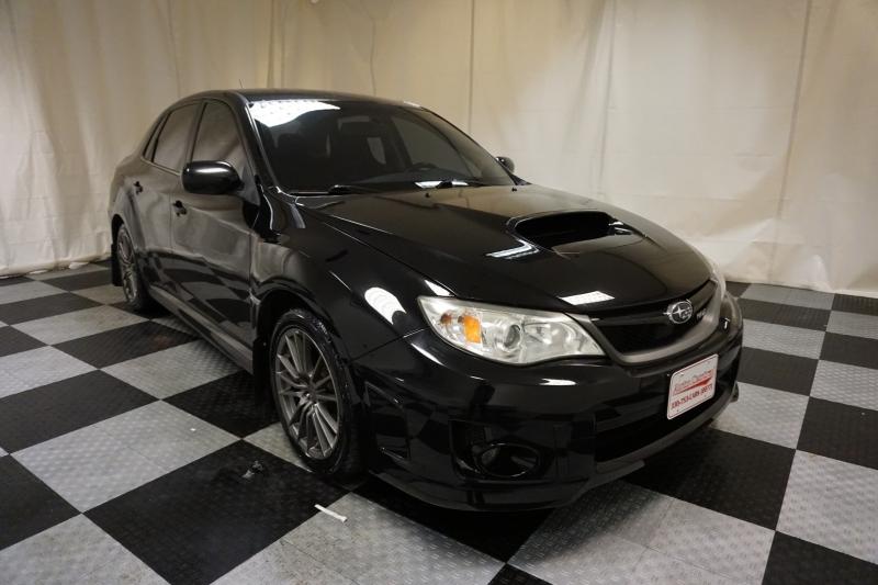 Subaru Impreza Sedan WRX 2013 price $13,995