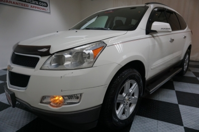 Used Chevrolet Traverse Akron Oh