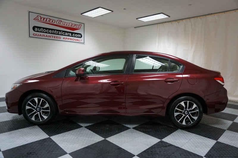 Honda Civic Sdn 2013 price $8,995
