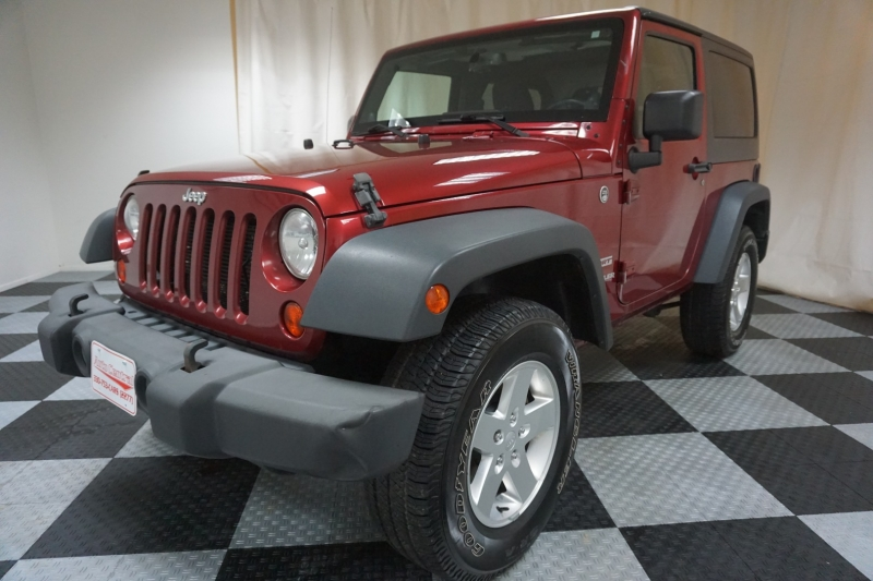 Jeep Wrangler 2013 price $16,995