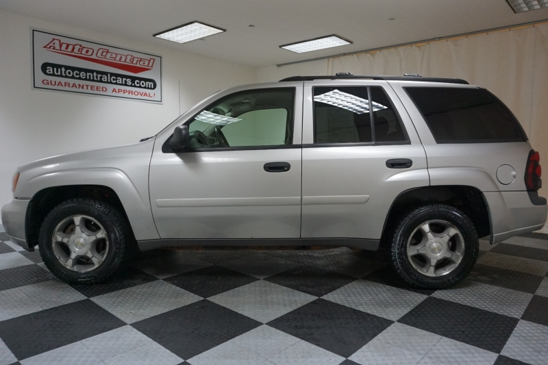 Chevrolet TrailBlazer 2007 price $5,995