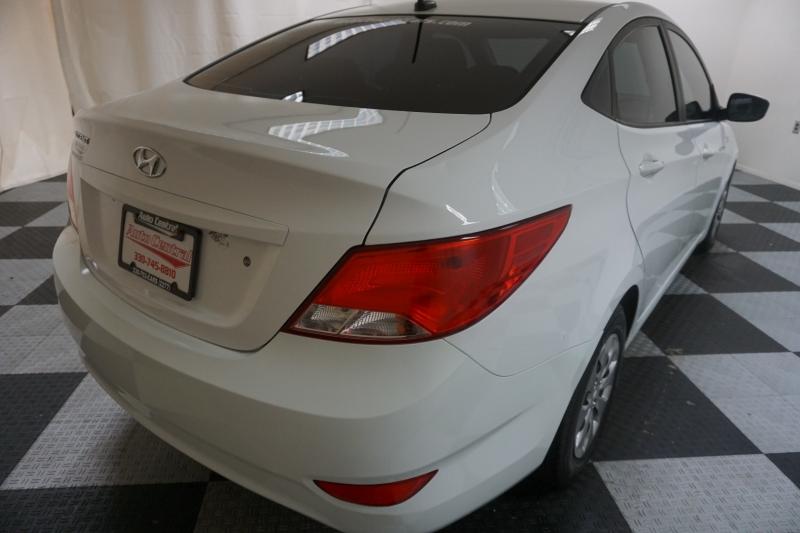 Hyundai Accent 2017 price $10,995