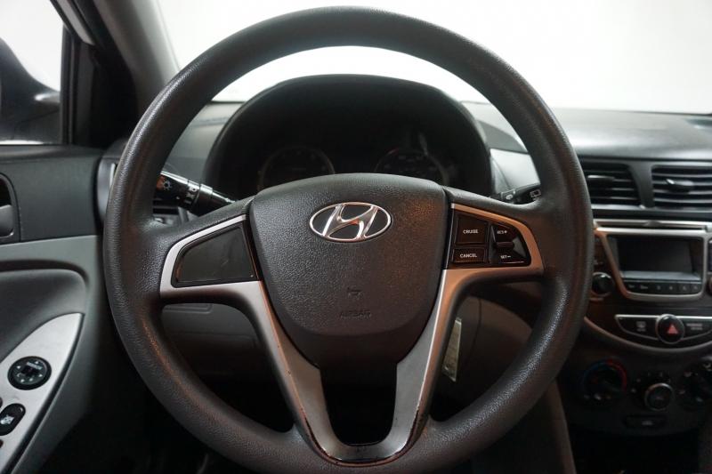 Hyundai Accent 2016 price $9,995
