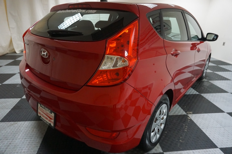 Hyundai Accent 2015 price $8,995
