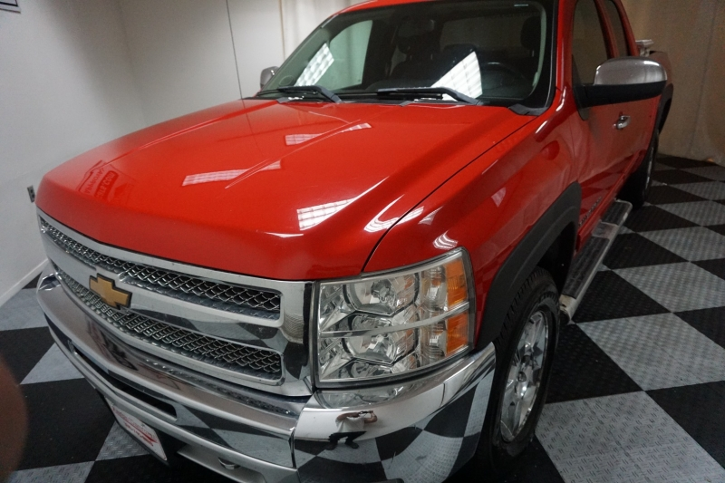 Chevrolet Silverado 1500 2012 price $12,709