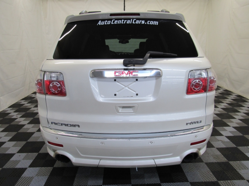 GMC Acadia 2012 price $14,995