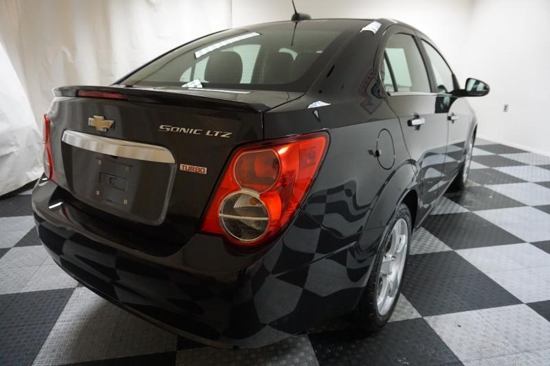 Chevrolet Sonic 2015 price $9,995