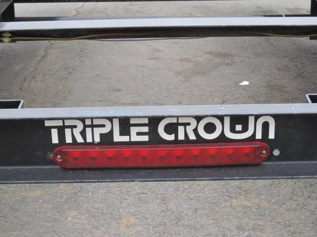 Triple Crown Car Trailer 2016 price $2,779