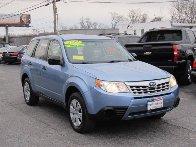 Subaru Forester 2012 price $5,998
