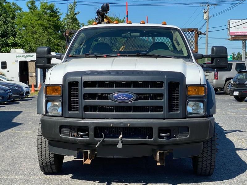 Ford F-450 Super Duty 2008 price $10,998