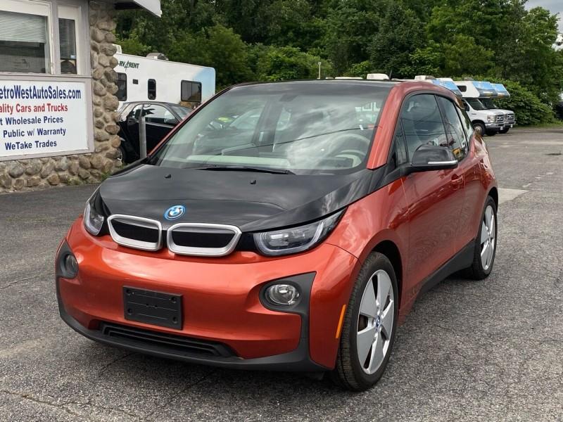 BMW i3 2015 price $14,998