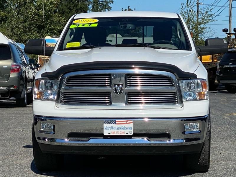 RAM Ram Pickup 1500 2012 price $15,998